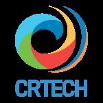 CRTECH creativtech logo BLEU